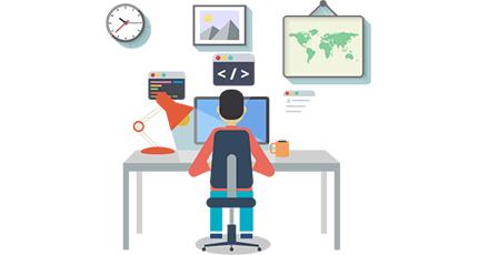 ecommerce web developers India