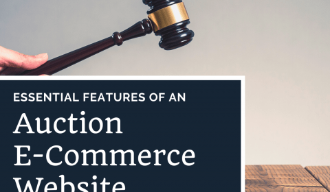 How we helped our client in Canada to build his e-commerce auction website